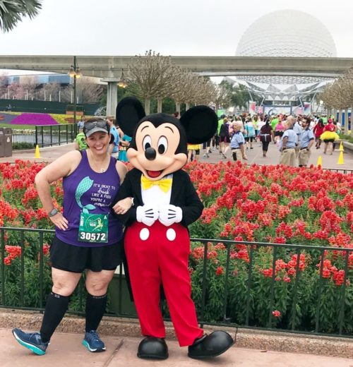 rundisney travel agent princess 10K Mickey Mouse